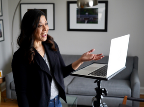 10 Tips On Being A More Professional Presenter - During Your Next Live Online Class
