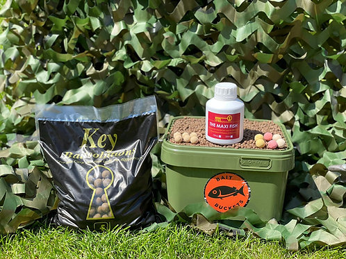 3kg Key Baits Solutions Session Pack