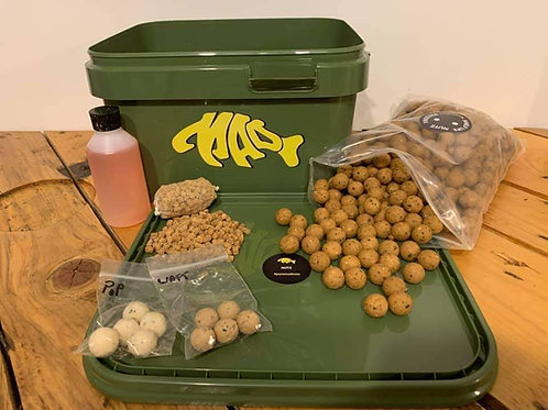 5kg Madbaits Session Pack