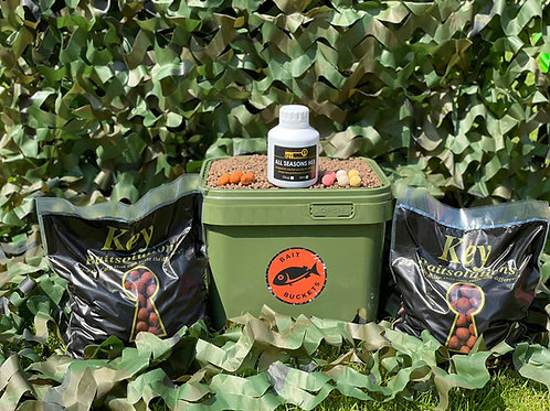 5kg Key Baits Solutions Session Pack