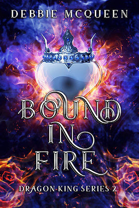 Signed Copy of Bound in Fire