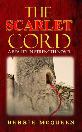 Signed Copy of The Scarlet Cord