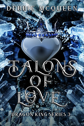 Pre- Order Signed Copy of Talons of Love