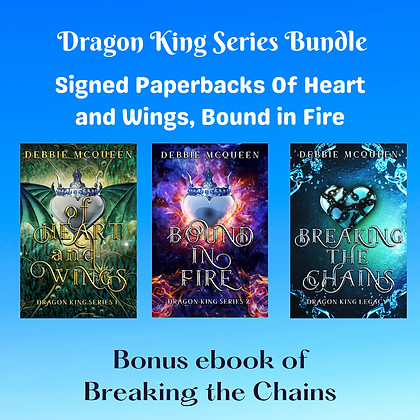 Dragon King Series Bundle1