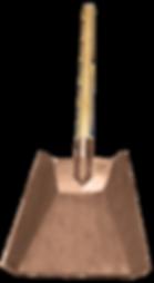 QTi Non-Sparking Shovels
