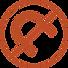 non-magnetic logo
