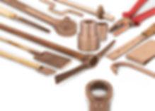 QTi Non-Sparking Digging Tools
