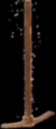 QTi Non-Sparking Pickaxe