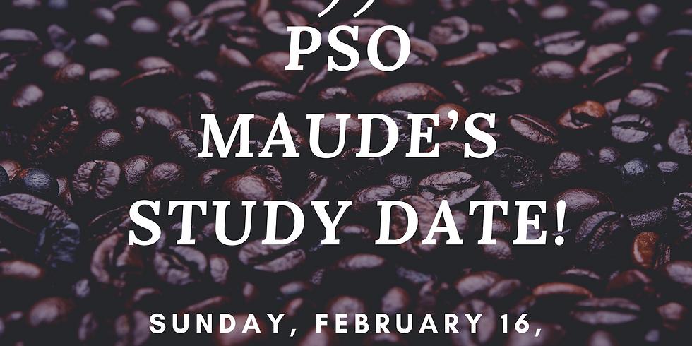 Social - Maude's Study Date