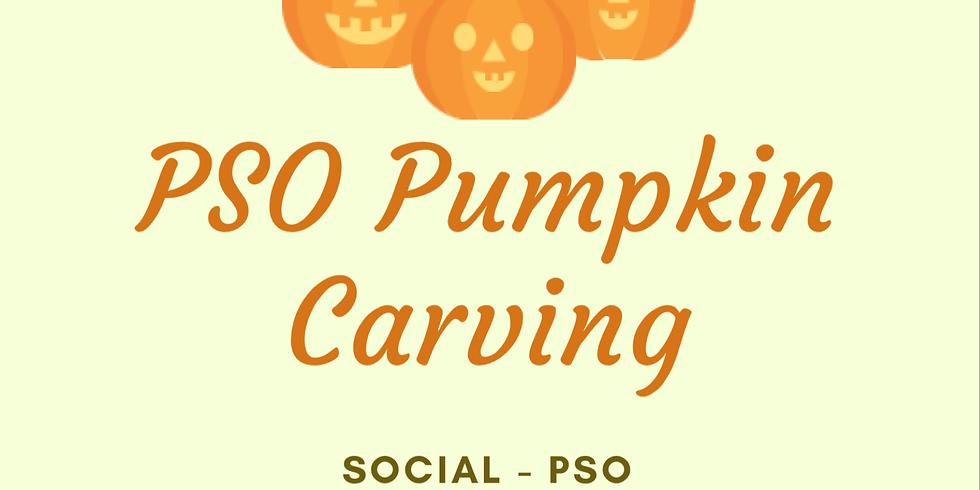 Social - PSO Pumpkin Carving!
