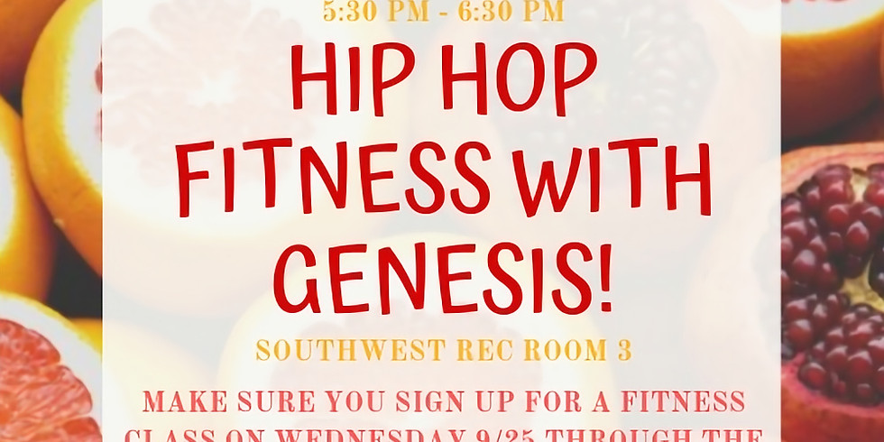 Social - Hip Hop Fitness with Genesis