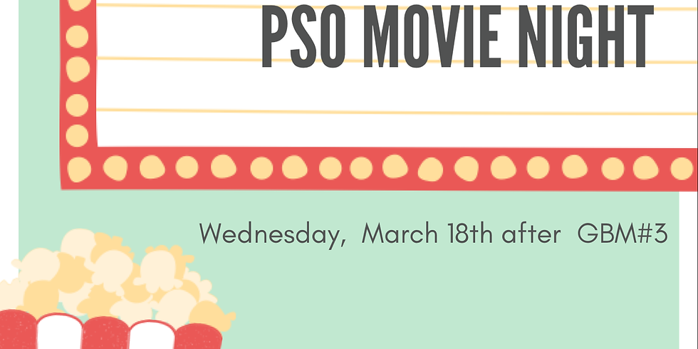 Social - Movie Night after GBM #3