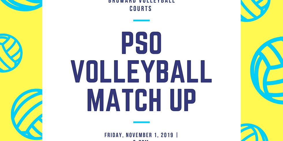 Social - PSO Volleyball Match Up