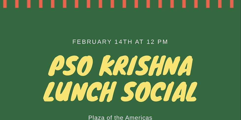 Social - Krishna Lunch