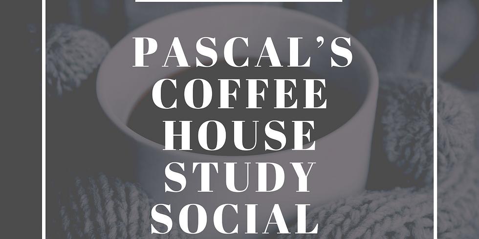 Social - Pascal's Coffee House Study Social