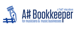 bookkeeping for musicians