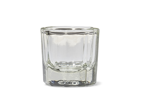 Glass Mixing Jar
