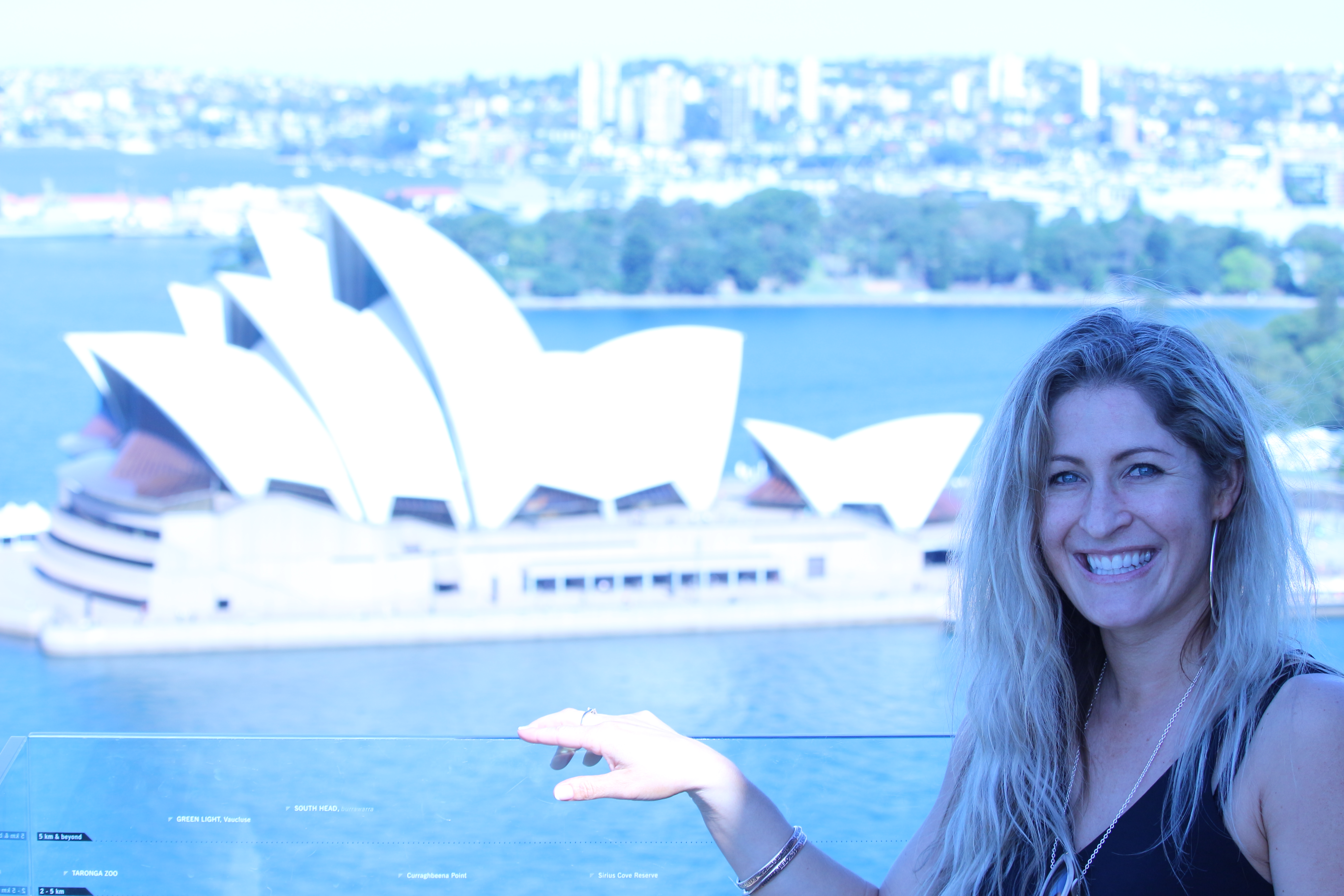 Performed at Sydney Opera House 2016