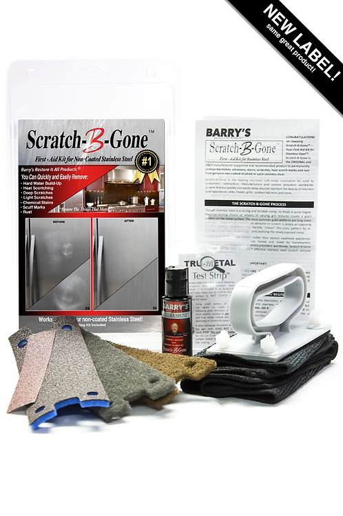 Scratch-B-Gone™ Homeowner Kit