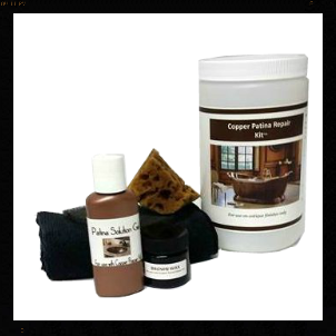 Copper Patina Repair Kit Restore It Yourself Products