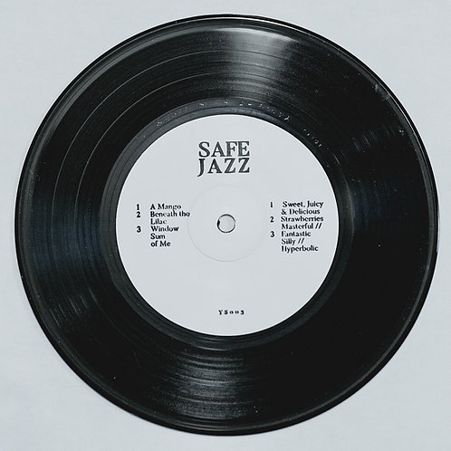"Safe Jazz - Etc. 7"""