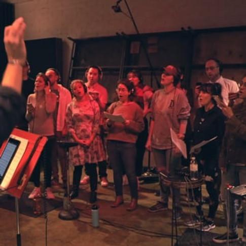 Markie In Milwaukee - Choir Performance (Behind the Scenes)