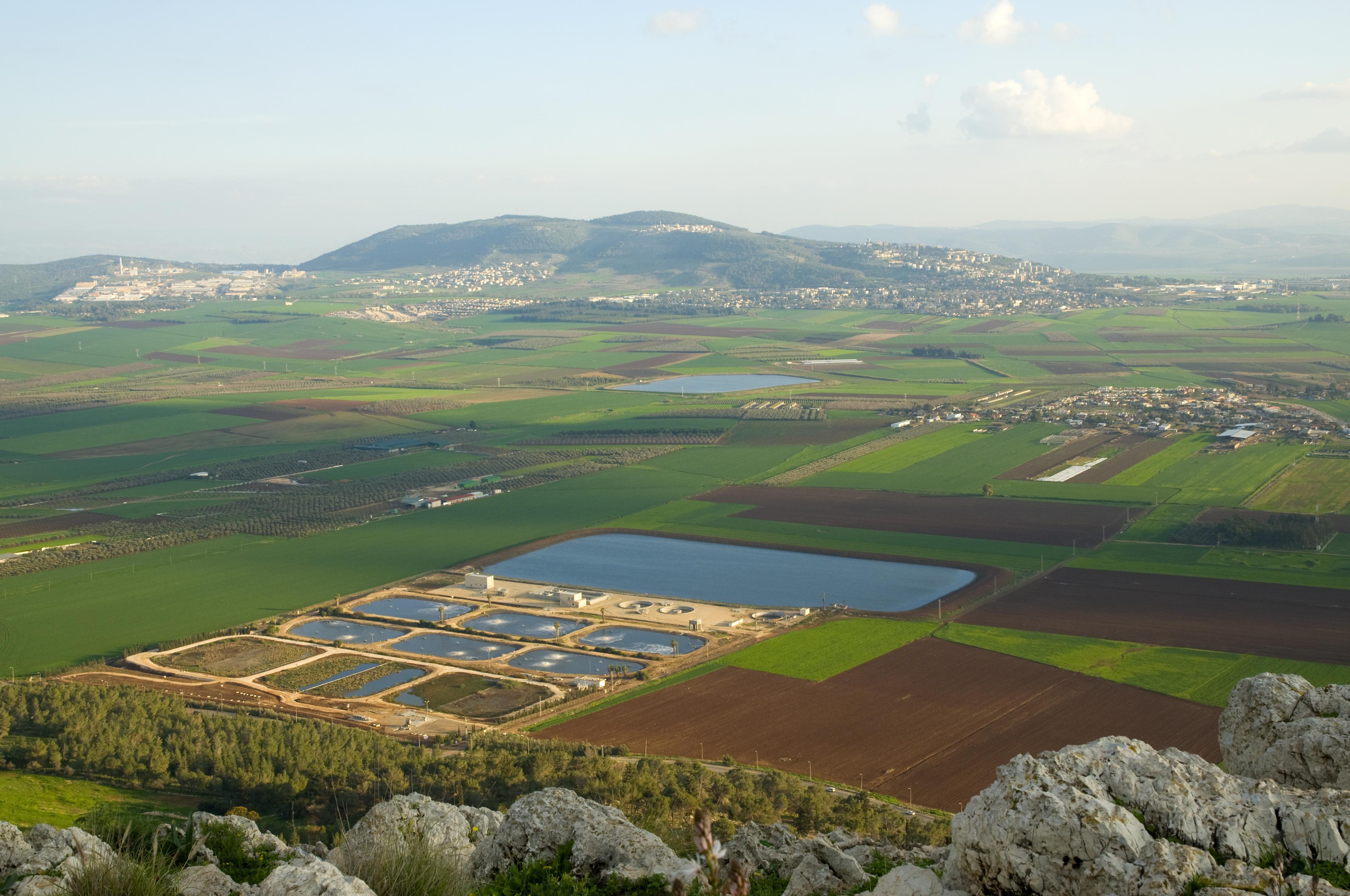 Israel Valleys