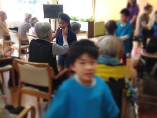 同愛ホームボランティア(Old age home volunteer)