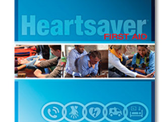 Heartsaver® First Aid Student Workbook