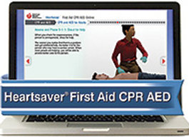 Heartsaver® First Aid CPR AED Online Part 1