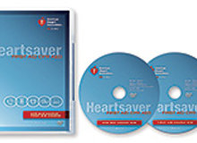 Heartsaver CPR And First aid DVD Set