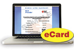 eCards -- Electronic course completion cards