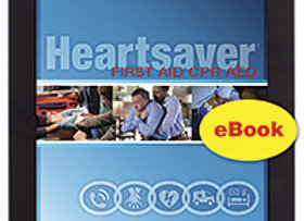 eBook Edition: Heartsaver® CPR & First Aid Student Workbook