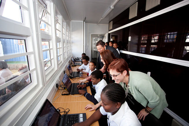 Computers Without Borders Nonprofit - About Us