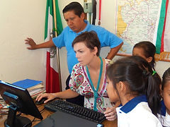 Computers Without Borders Nonprofit - Mayan Families