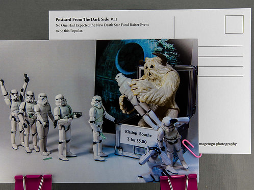 Post Card from the Dark Side
