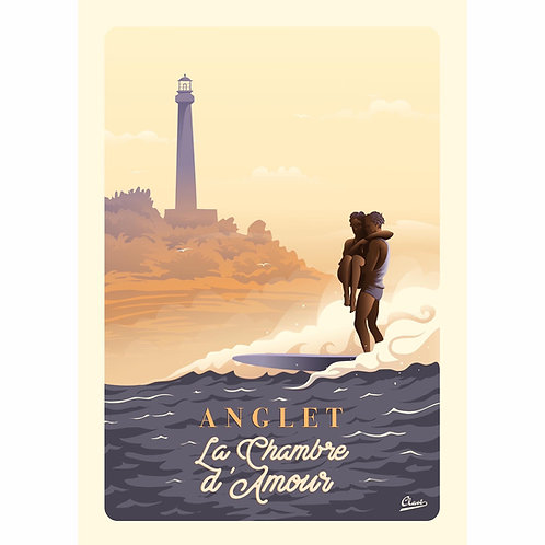 Anglet chambre d'amour