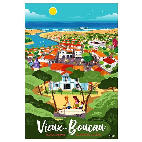 Vieux Boucau Village