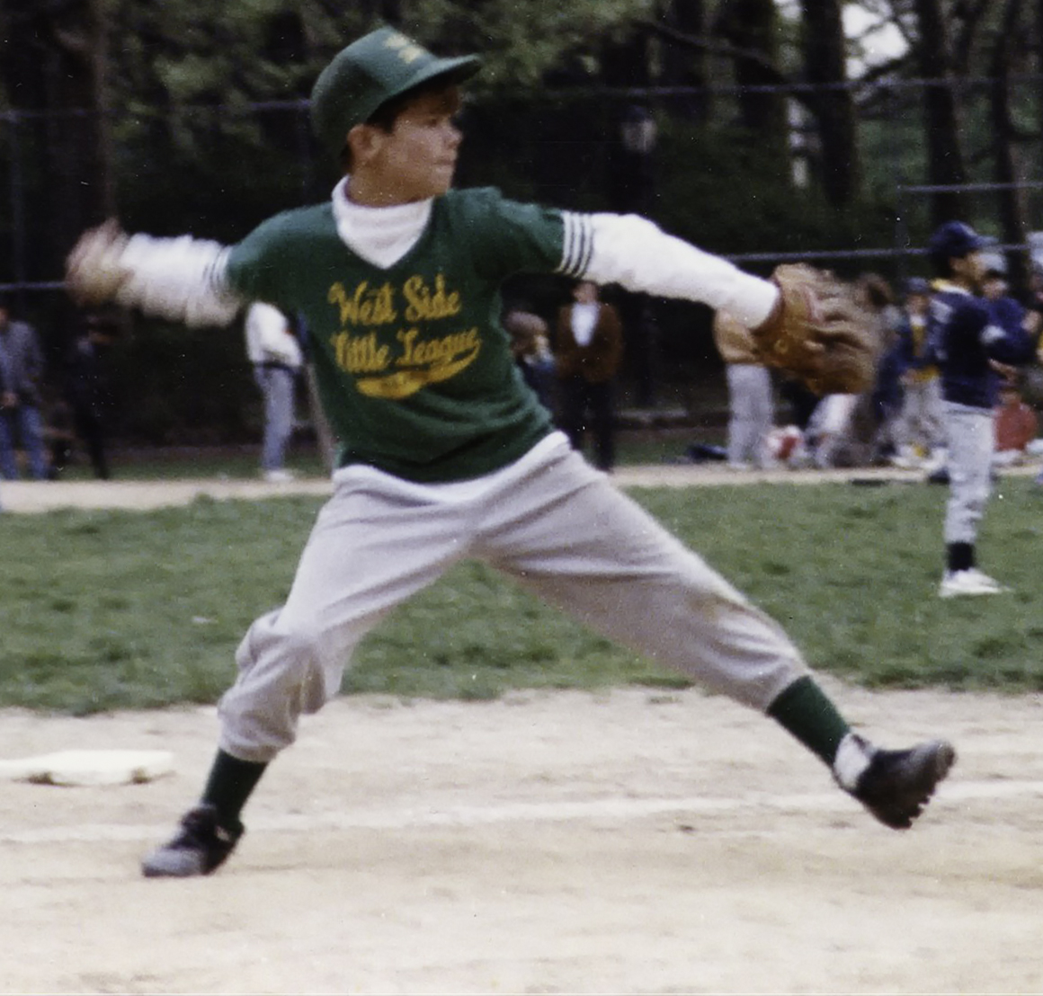 How Little League Shaped Our Lives