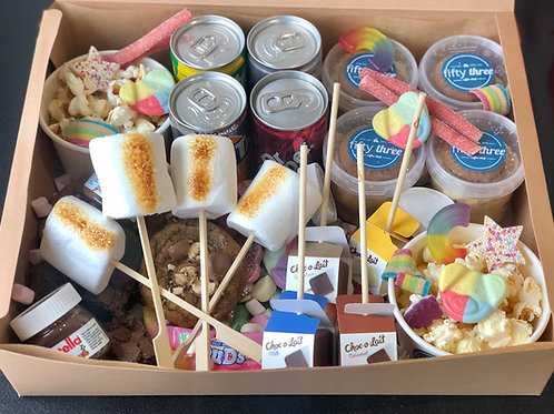 Movie Night Box - Loughborough Delivery Only