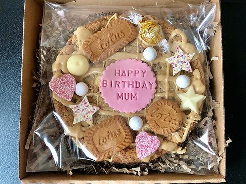 "Birthday Giant 8"" Overload Cookie"