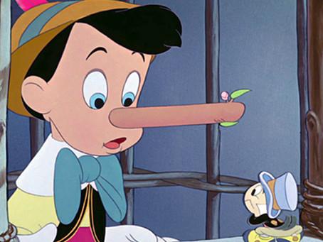 Mentirinhas - Como agir?
