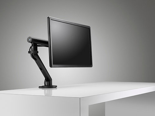 Flo Dynamic Arm with Desk Clamp Fixing