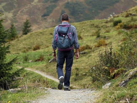 A Caminhada nos Presenteia com a Sabedoria