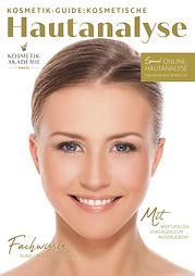 Kosmetik Akademie Engel Hautanalyse E-Book