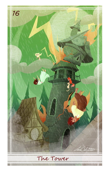16. The Tower