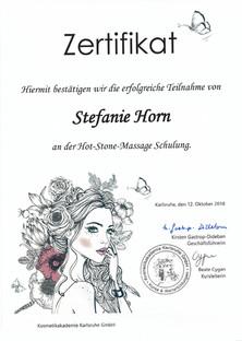 Body & Face Speyer -Stefanie Horn