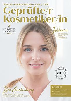 Kosmetik Akademie Engel Bild Ausbildung Kosmetikerin