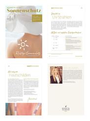 Kosmetik Akademie Engel Kosmetik Guide Haut- und Sonnenschutz