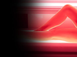 Red Light Therapy treats acne, rosacea, eczema, fine lines, wrinkles, fibromyalgia and more!